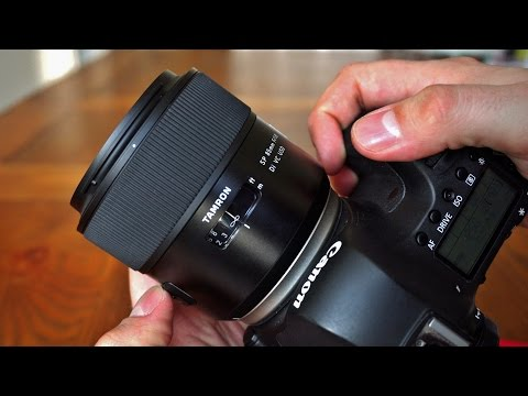 Tamron SP 85mm f/1.8 VC lens review with samples (Full-frame & APS-C)
