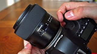 Tamron SP 85mm f 1 8 VC lens review with samples Full-frame amp APS-C