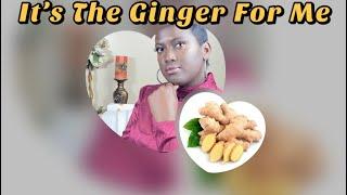 My Favorite Ginger Fragrances …
