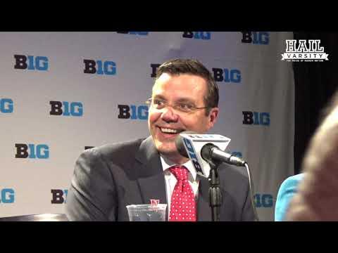 Nebraska Basketball: Head Coach Tim Miles Has All the Jokes at Big Ten Media Day