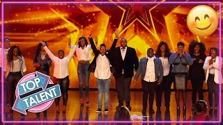 MOST UNFORGETTABLE Gospel Choir Auditions On Got Talent! | Top Talent