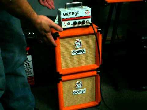 Orange Micro Terror Demo - YouTube