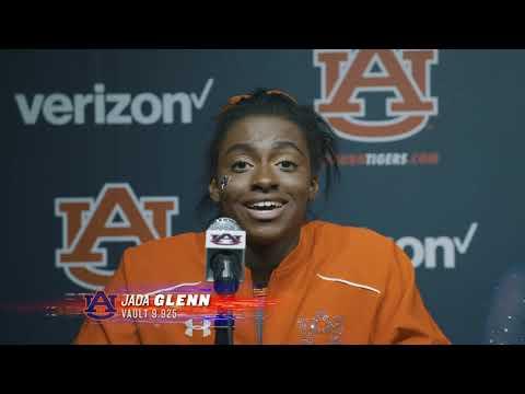 Auburn University Sports - Auburn Gymnastics vs Arkansas Highlights