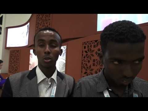 Abaarso School of Science and Technology -- 2014 and 2015 ZFEP Finalist