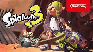 Splatoon 3 – Tráiler de presentación (Nintendo Switch)