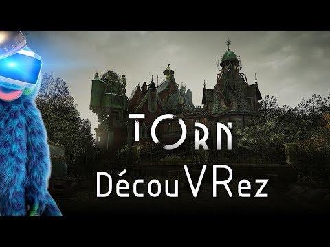 DécouVRez : TORN (PSVR) PS4 Pro   VR Singe