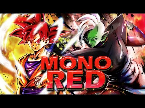 THE WORST MONO TEAM IN THE GAME - Dragon Ball Legends - 동영상