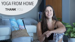 Farewell - Yoga From Home Program