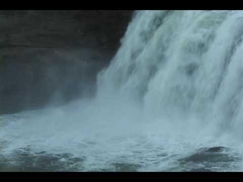 Little River Canyon, AL Waterfall & Fort Payne, AL Fall Foliage