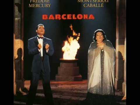 FREDDIE MERCURY & MONTSERRAT CABALLE - HOW CAN I GO ON ...