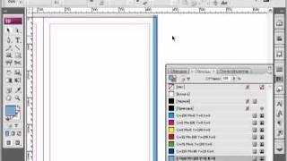 Уроки Аdobe InDesign | страницы и шаблоны