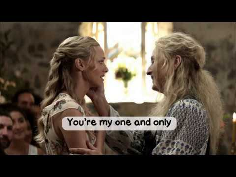 Mamma Mia Here We Go Again My Love My Life Lyrics Video