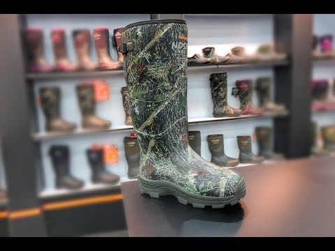 New Brand Of Hunting Boots That Are 100% Waterproof