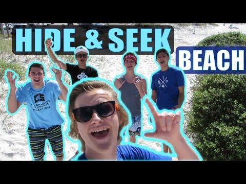 HIDE & SEEK 👀 CLEARWATER BEACH 🏝 (FT. IBP)