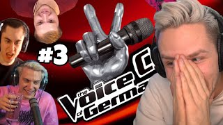 Reaktion auf Voice Crack of Germany #3