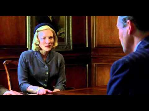 Carol Cate Blanchett Lawyer Scene Youtube