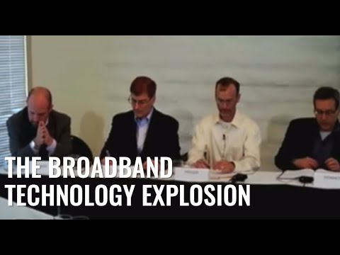 The Broadband Technology Explosion:  Rethinking Communications Policy for a Mobile Broadband World