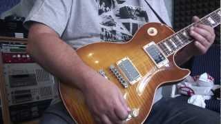 Gibson Les Paul Tone & Volume Control / Knob Tutorial / Guitar Lesson