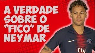 O real motivo que fez o PSG não vender Neymar ao Barcelona
