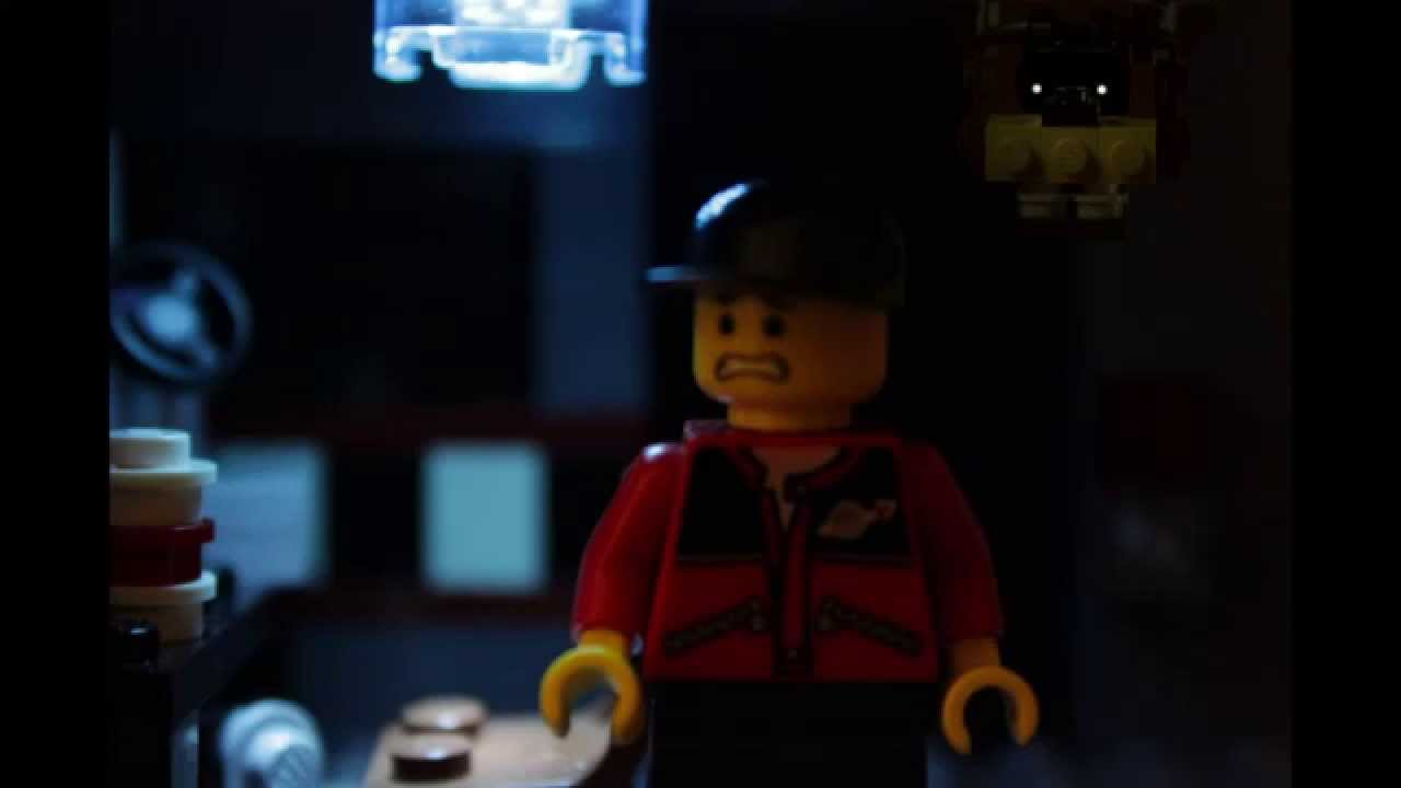 Lego five nights at freddy s the movie trailer a stopmotion by