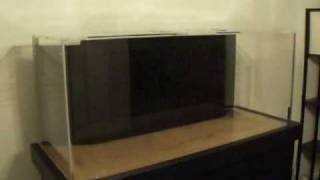75 Gal Reef Tank Build Video 1