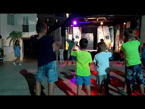 Mini Disco,Kids Disco ,Holiday Tunis Animation , Childrens Song , I Am The Music Man