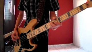 Bad Religion - The Day That The Earth Stalled (Bass Cover)