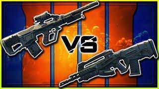 ABR 223 vs Swordfish | Best Burst Rifle in BO4 Multiplayer?