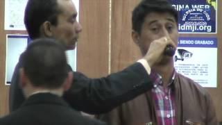 Testimonio en Suba Flores, Bogotá - Mayo 2015
