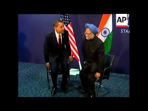 WRAP Obama-Singh bilat at G-20 summit