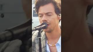 Harry Styles Singing tiktok gotyoureason