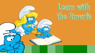 Play with The Smurfs: Learn With the Smurfs • 蓝精灵