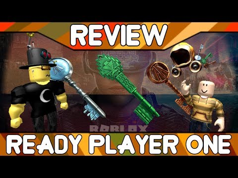Ready Player One [ROBLOX Event Review]