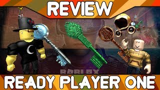 Ready Player One ROBLOX Event Review