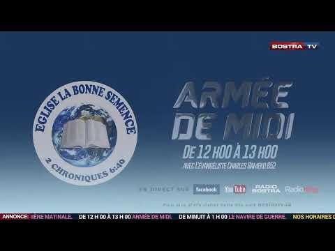 ARMÉE DE MIDI THÈME POUVOIR CONTRE   30/08/2021