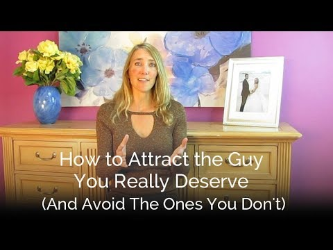 How to attract a guy you like
