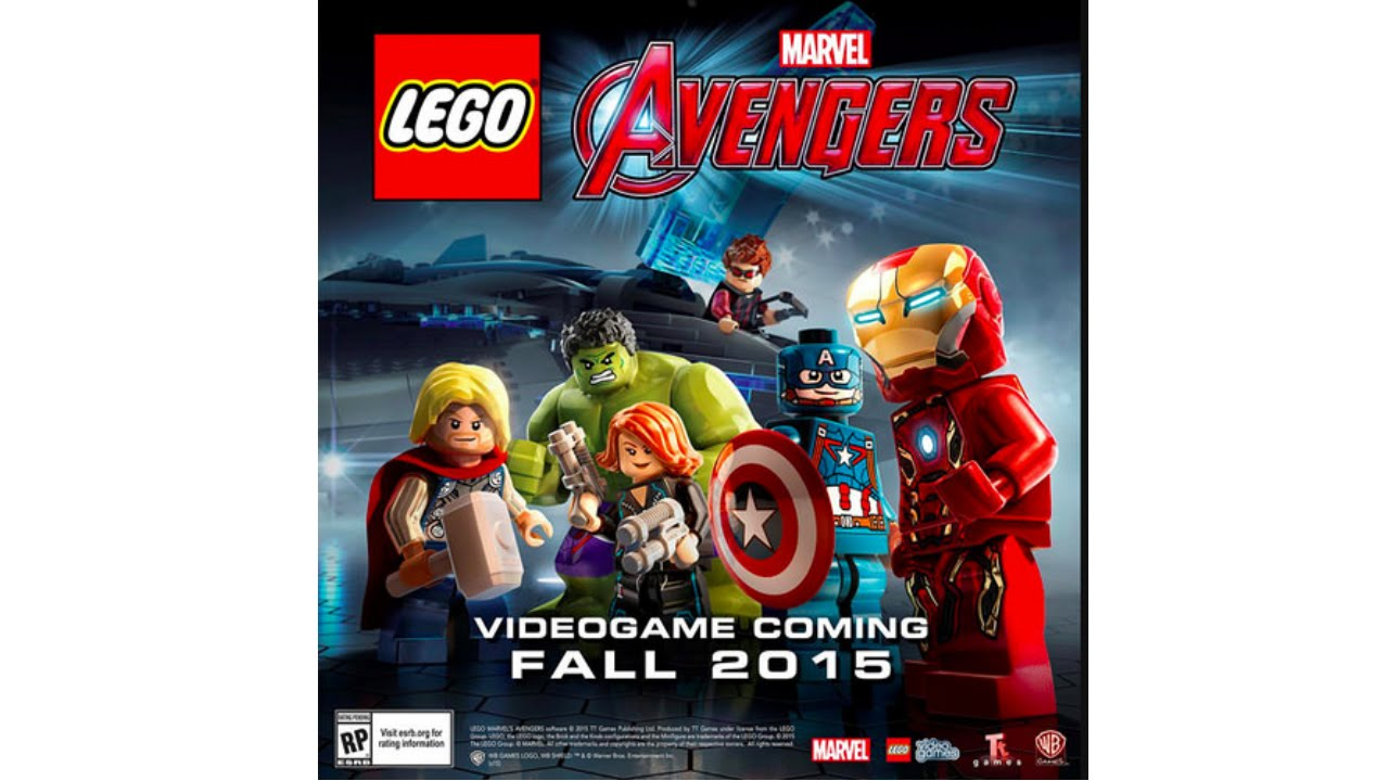 marvel lego 2015 game