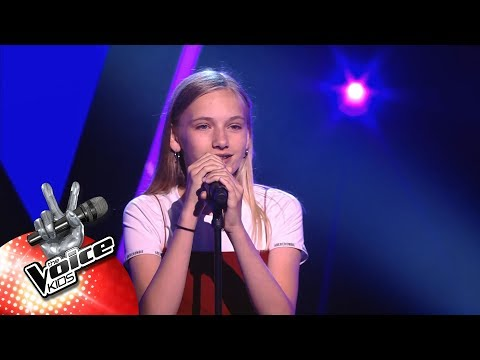 Louise - 'Skinny Love' | Blind Auditions | The Voice Kids | VTM