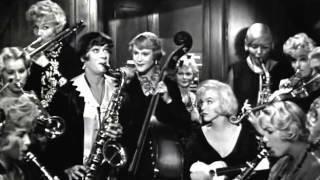 Трейлер к фильму В джазе только девушки. Some Like It Hot (1959, США)