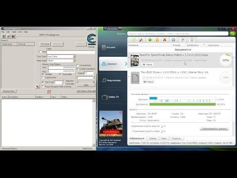 Как увеличить скорость скачивания со всех торентов(MediaGet-torrent и.т.д)