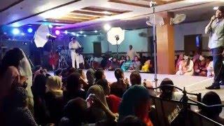 Saad Sultan ft.Rizwan Anwar Live Tu mera Nahi