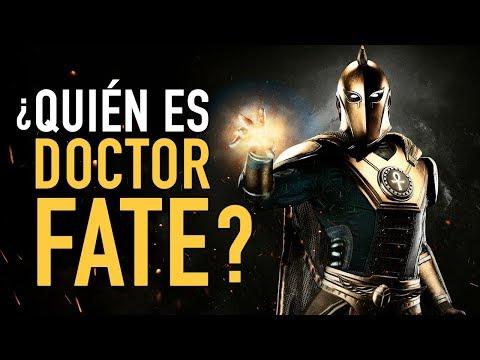 ¿Quién #@$! es Doctor Fate?