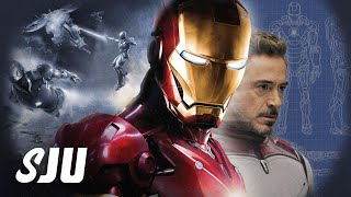 does marvel have a tony stark problem sju