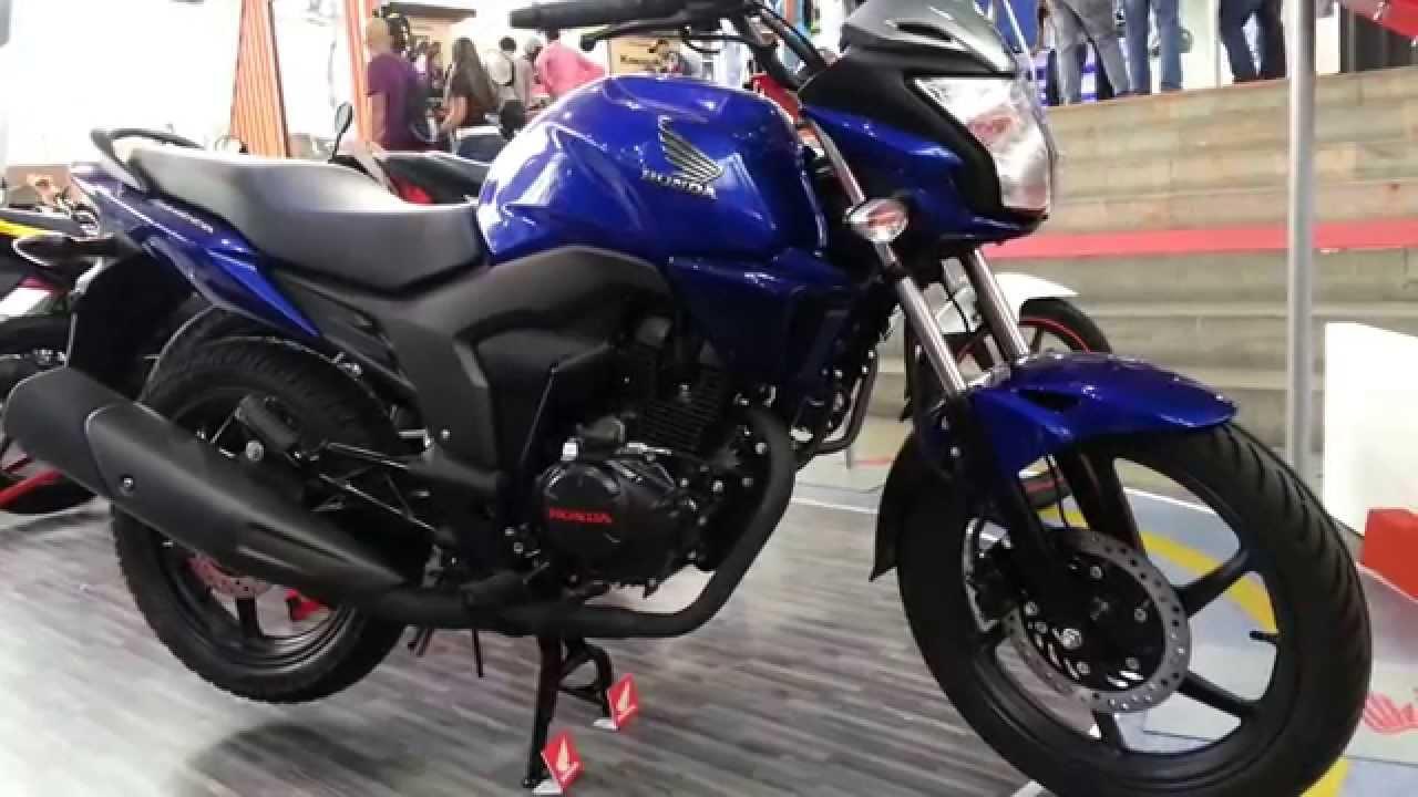 2015 Nueva Honda Invicta 150 2015 Al 2016 Video Precio Caracteristicas Versi U00f3n Colombia