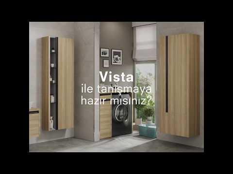 Yeni Vista Banyo Mobilyasi Youtube