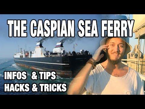 TDNN Travel - The Caspian Sea Ferry (ALL INFOS + Secret Room)