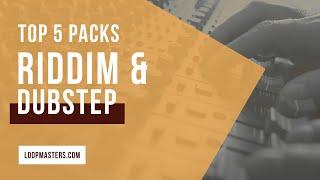 Top 5 Riddim Dubstep Sample Packs on Loopmasters 2019 | Samples Loops Sounds