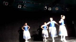 Serenata de amor Ballet