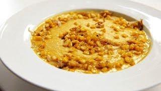 """300 калорий"": кукурузный суп. Готовит Уриэль Штерн"