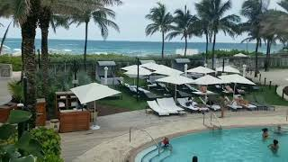 Our stay South Beach Miami July 2018 nobu hotel